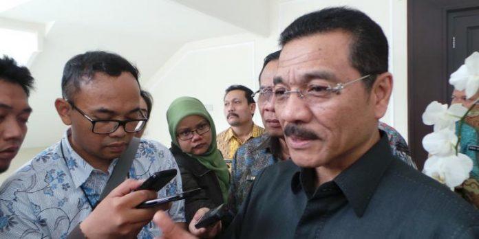 Gamawan Fauzi diperiksa KPK.