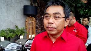 Ketua Fraksi PDIP DKI Gembong Warsono