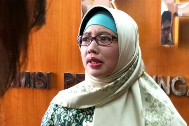 Komisioner Komisi Perlindungan Anak Indonesia (KPAI) - Retno Listyarti
