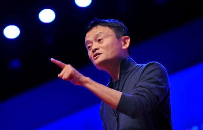 Pendiri sekaligus pemilik raksasa e-commerce Alibaba, Jack Ma Yun