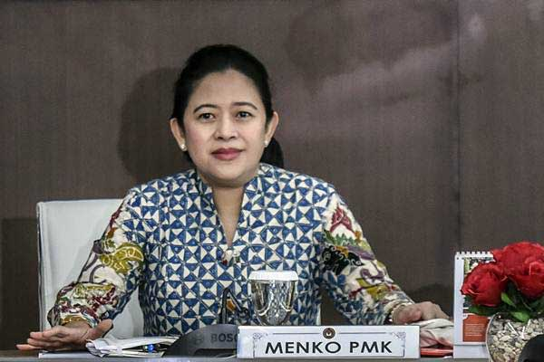 Menteri Koordinator bidang Pembangunan Manusia dan Kebudayaan, Puan Maharani
