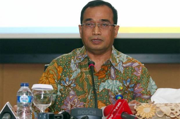 Menteri Perhubungan, Budi Karya.