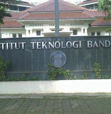 kampus-itb-institut-teknologi-bandung