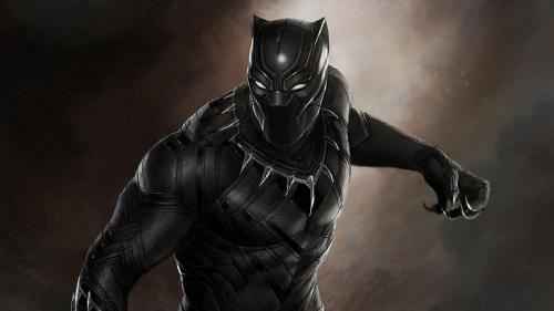 Black Panther.