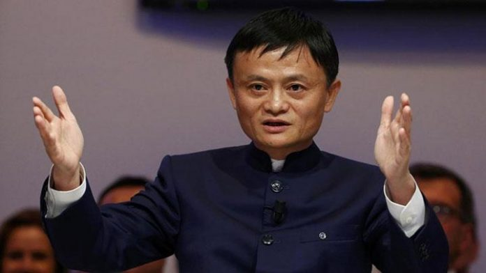 CEO Alibaba Jack Ma.