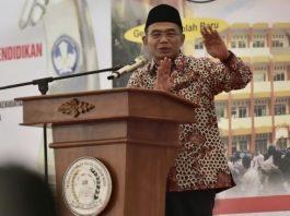 Mendikbud Prof Muhadjir Effendy