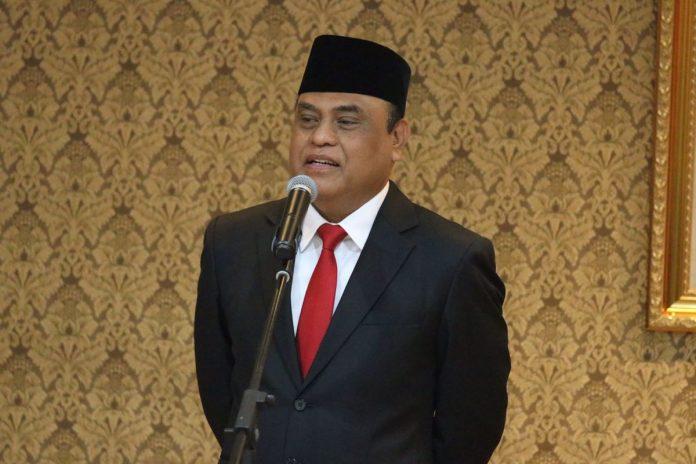 Menteri Pendayagunaan Aparatur Negara dan Reformasi Birokrasi, Syafruddin