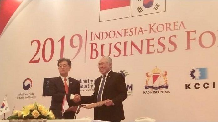 RI-Korea Aktifkan IK-CEPA.