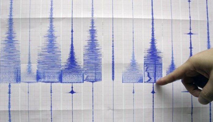 Gempa 6,5 SR Goyang Ternate.