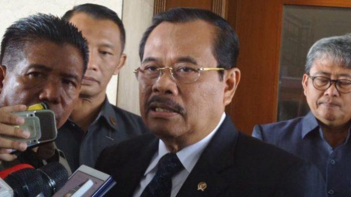 Jaksa Agung M Prasetyo.