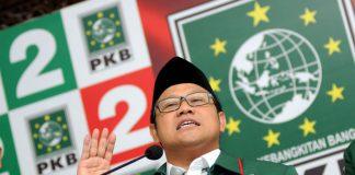 Ketua Umum PKB Muhaimin Iskandar.