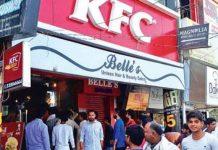 Mongolia Tutup Semua Restoran KFC.