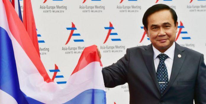 Politik Thailand Memanas.