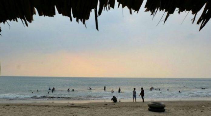 Pariwisata Pantai di Banten.
