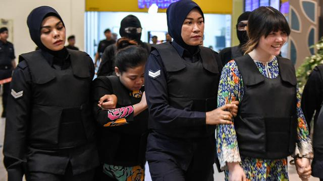 Kasus Pembunuhan Kim Jong-nam, Siti Aisyah Hanya Kambing Hitam.
