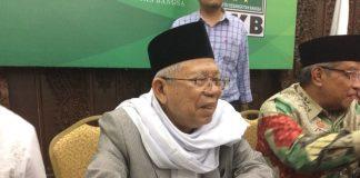 Genap 76 Tahun, Ini Kisah Lahirnya Nama Ma'ruf Amin.