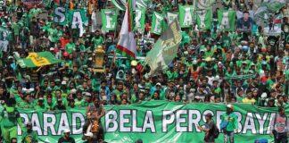 Bonek Serbu Bandung.