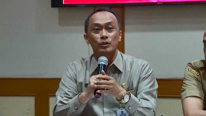 Direktur Jenderal Kependudukan dan Pencatatan Sipil Prof. Dr. Zudan Arif Fakrulloh Sh, MH