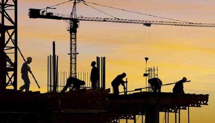 lustrasi pembangunan infrastruktur.