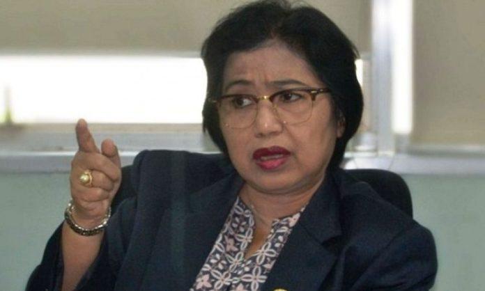 Irma Suryani.