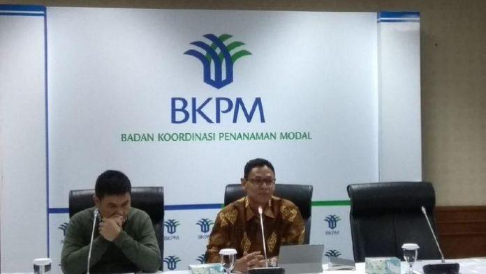 Ilustrasi BKPM (Badan Koordinasi Penanaman Modal).