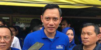 Agus Harimurti Yudhoyono.