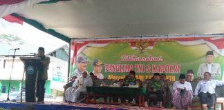 Panglima TNI dan Kapolri Jalin Silaturahmi Kebangsaan di Ponpes Nurul Iman Riau.