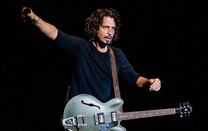 Chris Cornell, Vokalis Band Grunge Soundgarden.