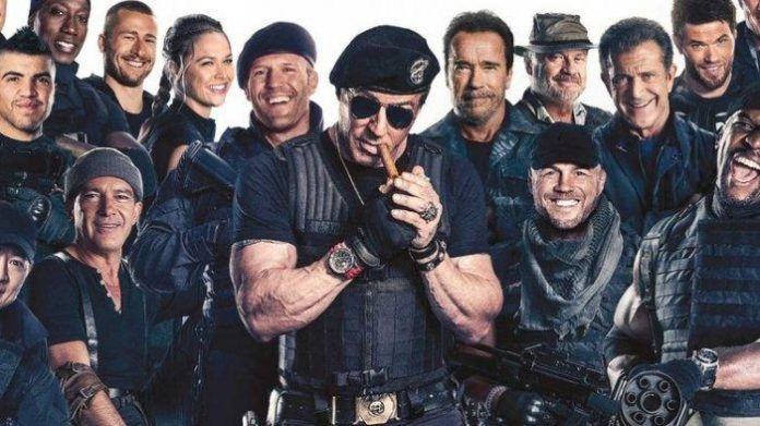 Film The Expendables.