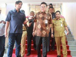 Menteri Dalam Negeri Tjahjo Kumolo mengatakan Pemerintah bersama DPR RI dan Penyelenggara Pemilu akan mengevaluasi pelaksanaan Pemilu Serentak 2019.