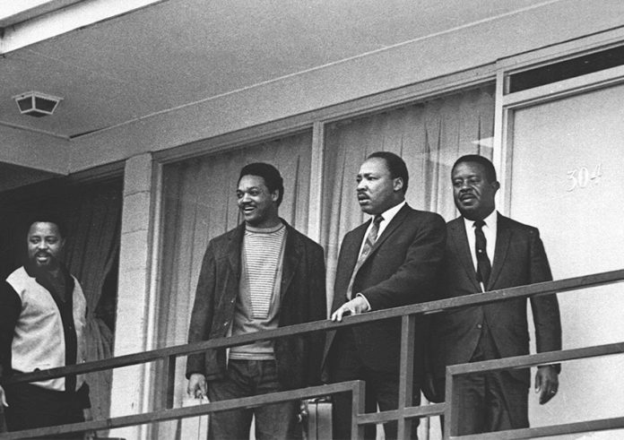 Aktivis HAM Martin Luther King Jr Dibunuh.