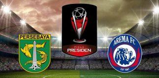 Persebaya Vs Arema FC Final Piala Presiden 2019.