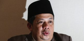 Fahri Hamzah.