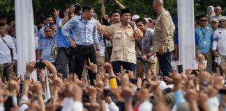 Panglima TNI dan Kapolri Janji Netral, Prabowo Ucapkan Terima Kasih.