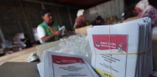 Dugaan Penggelembungan Suara, Bawaslu Rekomendasikan Penghitungan Ulang di 8.146 TPS di Kota Surabaya.