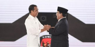 Data Masuk Situng KPU 100 Persen, Jokowi-Amin Sapu Bersih Sulawesi Barat.