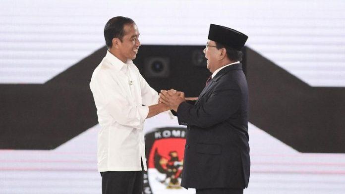 Data TPS Capai 75%, Berikut Perolehan Suara Jokowi vs Prabowo.