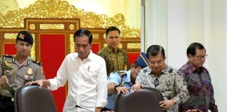 Presiden Jokowi: Segera Tuntaskan Kasus Sengketa Tanah Rakyat!.