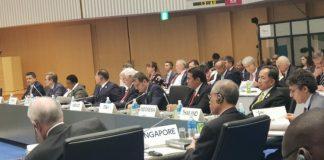 Di Jepang, Mentan Amran Ajak Forum G20 Perhatikan Petani Kecil dan Generasi Muda.