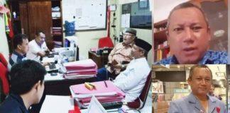 Polisi menangkap Iwan Adi Sucipto Patiwael atas kasus Hoaks Hut PKI dan Mengadu domba TNI-Polri.