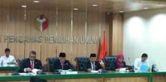 Bawaslu kembali tolak laporan dugaan yang diajukan Badan Pemenangan Nasional (BPN) Prabowo-Sandiaga Uno soal penghitungan suara (situng) yang digelar KPU.