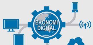 Ilustrasi Ekonomi Digital.