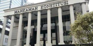 Mahkamah Konstitusi.
