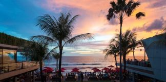 Sunset di Seminyak,Bali.