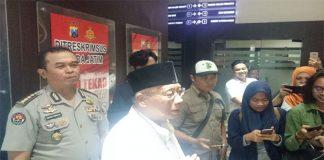 MUI Minta Polri-TNI Usut Tuntas Aktor Intelektual di Balik Kericuhan 21-22 Mei.