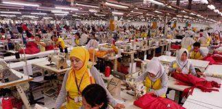 Upah Pekerja Semakin Tinggi, Jawa Barat Ditinggalkan Pabrik Tekstil dan Garmen.