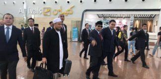 Viral Prabowo di Brunei Darussalam.