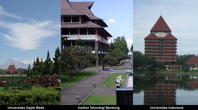 3 Kampus Indonesia Masuk 500 Universitas Terbaik Dunia.
