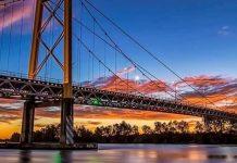 Ikon Jembatan Ampera adalah nilai plus untuk Festival Sriwijaya XVIII 2019.