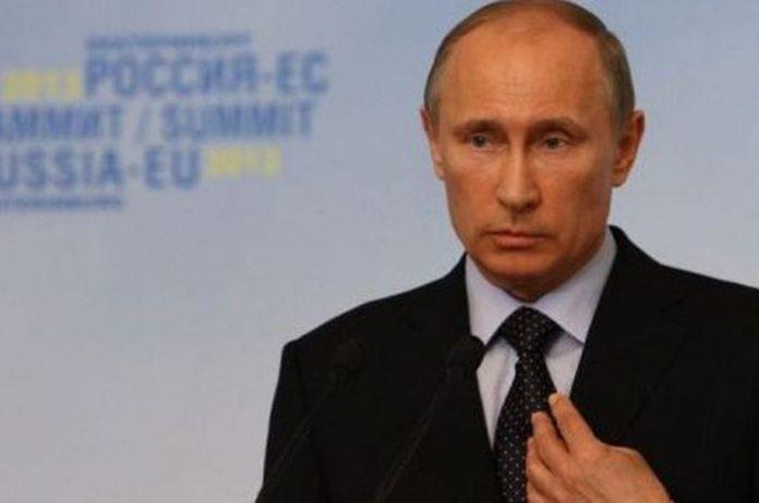 Vladimir Putin Jadi Pemimpin Negara Paling Kaya di Dunia.